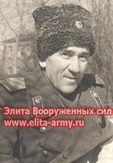 Matayev Pyotr Ivanovich