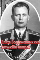 Maximov Nikolay Aleksandrovich