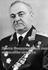 Mzhavanadze Vasily Pavlovich