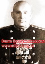 Syomin Mikhail Fedorovich