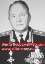 Mikhaylov Nikolay Grigoryevich