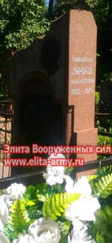 Moscow Preobrazhenskoye cemetery