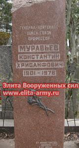 Mlskva Kuntsevo cemetery