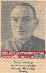 Molev Mikhail Ivanovich