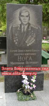 Kiev Berkovetsky cemetery