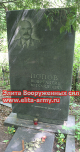 Moscow Nicolo-Arkhangelsk cemetery