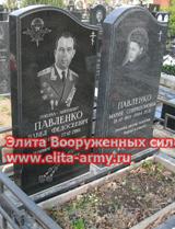 Moscow Troyekurovskoye сemetery
