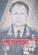 Nastoburko Alexander Fedorovich
