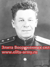 Ogloblin Alexander Petrovich