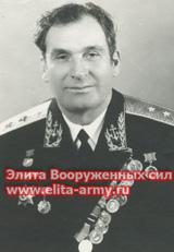 Pavlov Georgy Vasilyevich