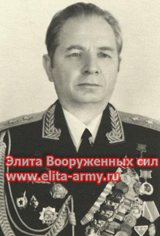 Pestrov Boris Alekseevich