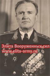 Ponomarev Mikhail Ilyich