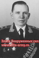 Potapov Mikhail Mikhaylovich
