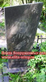 Solnechnogorsk Old cemetery