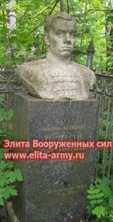 Voronezh Comintern cemetery