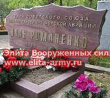 Leningrad Serafimovsky cemetery