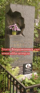 Leningrad Theological cemetery