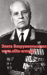 Rostunov Timofey Ivanovich