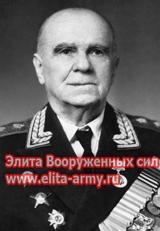 Rozhkov Stepan Yakovlevich
