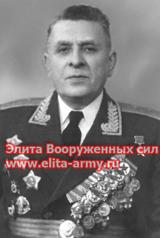 Savelyev Mikhail Ivanovich