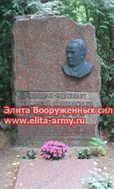 Riga Garrison cemetery