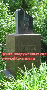 Saratov Voskresensky cemetery