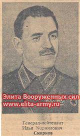 Smirnov Ilya Kirillovich