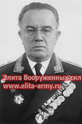 Sokolov Andrey Illarionovich