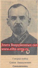 Spilnichenko Semyon Avvakumovich