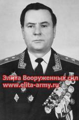 Fedorets Mikhail Stepanovich