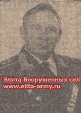 Fedorov Sergey Konstantinovich