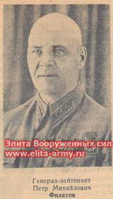 Filatov Pyotr Mikhaylovich