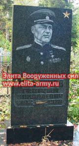 Leningrad Northern cemetery