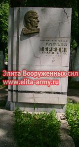 Ryazan Skorbyashchensky cemetery