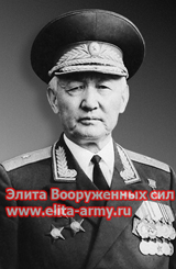 Usenbekov Kaliynur Usenbekovich