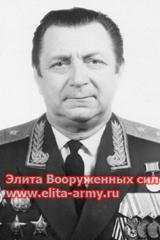 Ustinov Georgy Ivanovich