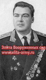 Chistyakov Nikolay Fedorovich
