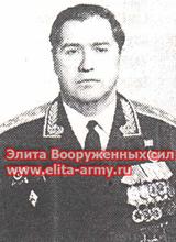 Hvorostyanov Yury Aleksandrovich
