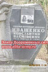 Riga Gornizonny cemetery