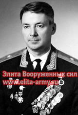 Tsarev Nikolay Andreevich