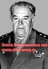 Tsedrik Konstantin Terentyevich