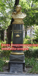 Melitopol Park of railroad workers