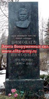 Moscow Novodevichy сemetery
