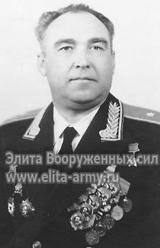 Shaposhnikov Matvei Kuzmich
