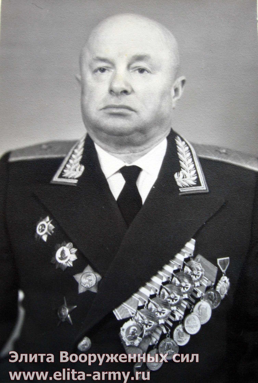 Bibikov Pavel Nikonovich