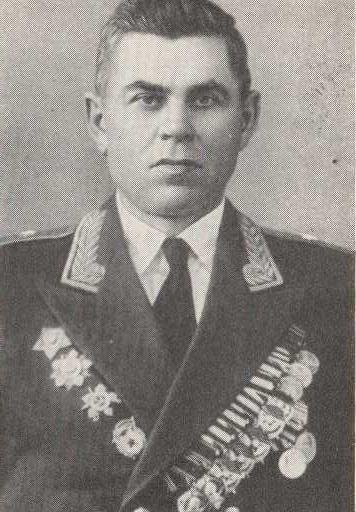 Scherbina Ivan Kuzmich